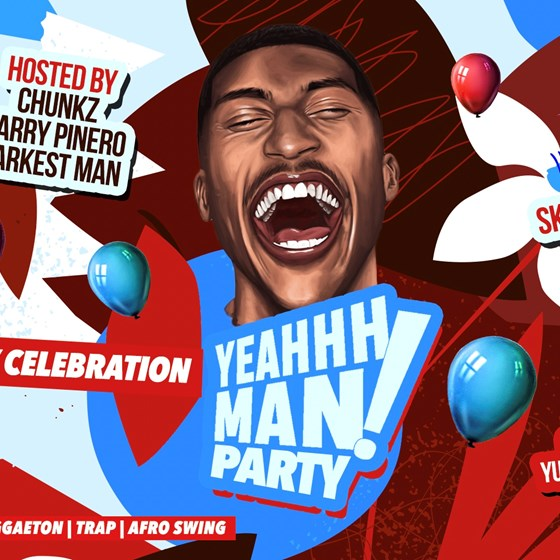 Yung Filly Presents: The YEAHHHMAN!!! Party - Yung Filly's Birthday Celebration!