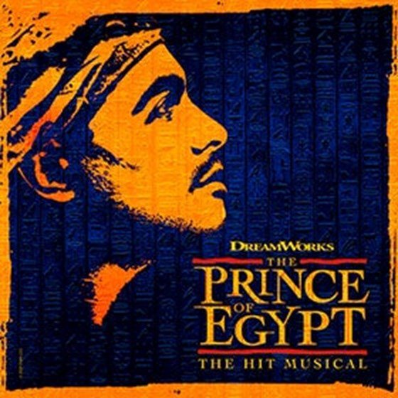 The Prince of Egypt: until 4th September 2021
